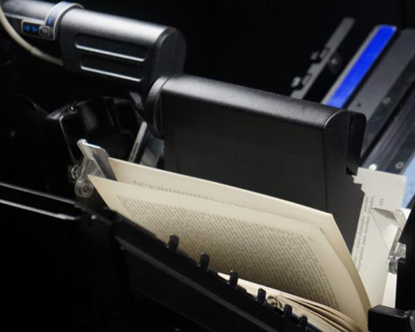 Scanners de livros e mapas